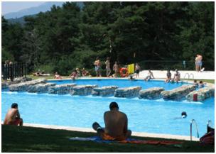 natural adulto Deportes acuáticos cerca de Jaén