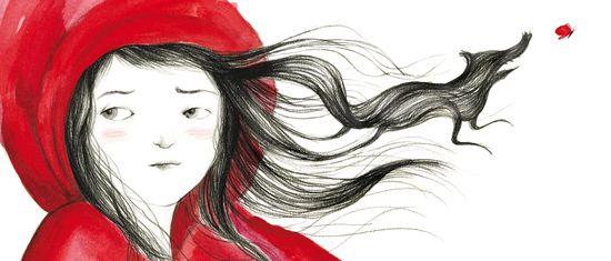 Caperucita Roja en el Museo ABC. ©Adolfo Serra