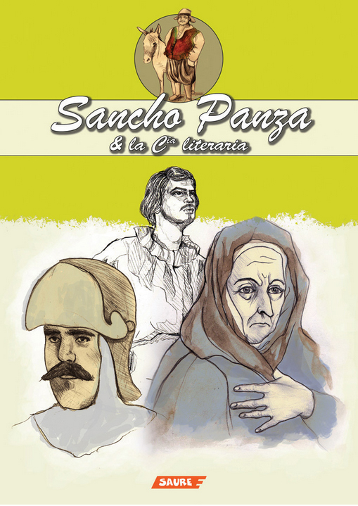 Sancho Panza & la Compañía Literaria