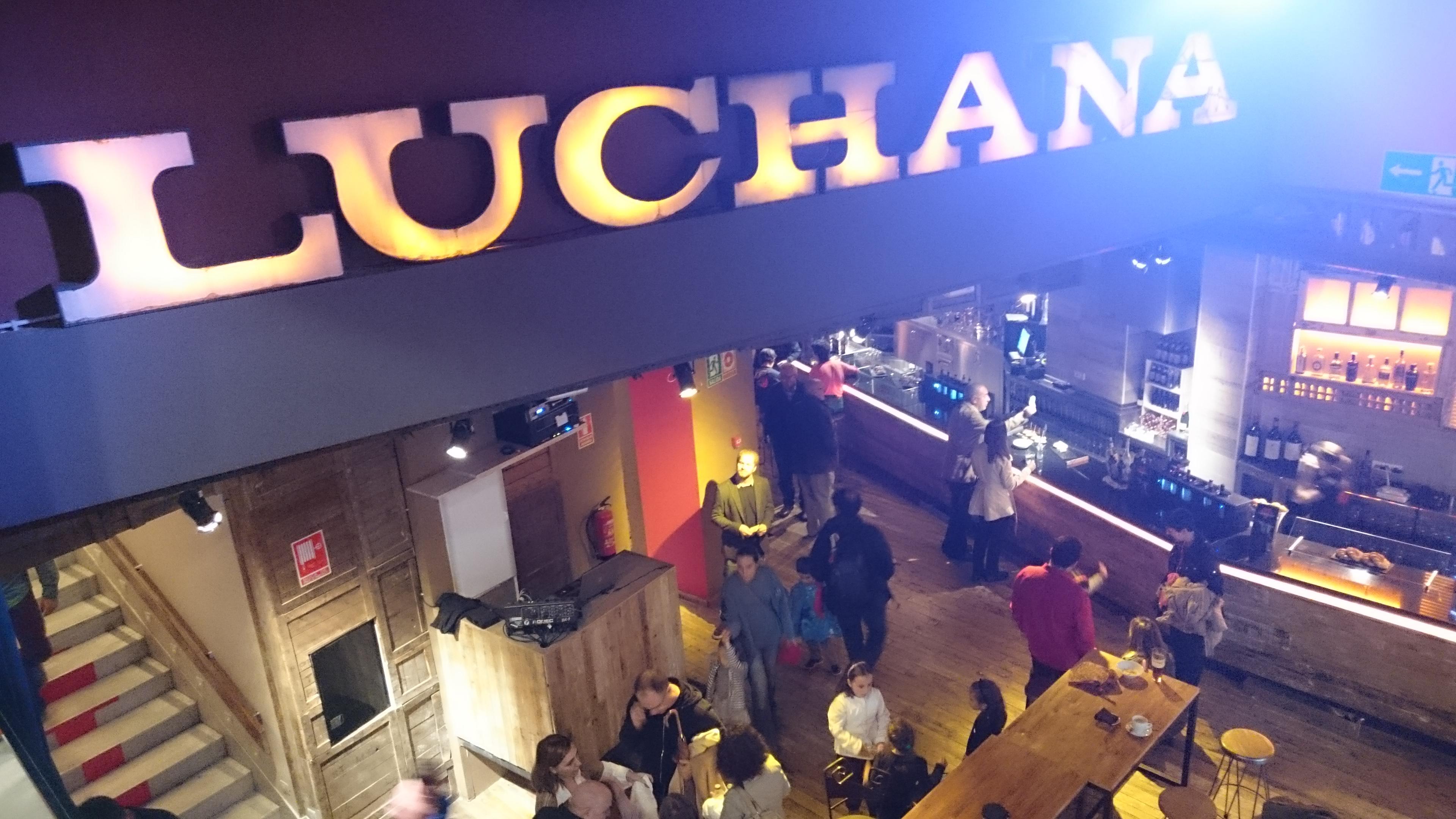 Nuevo Teatro Luchana © J.R. Aguirre