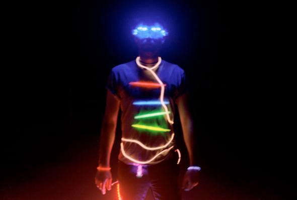 Yincana luminosa