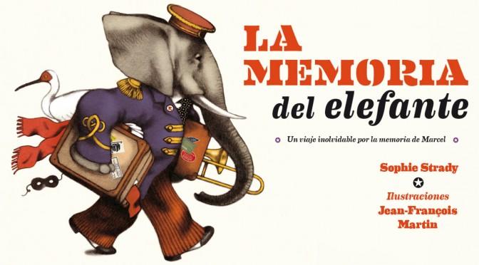 Libro La memoria del Elefante