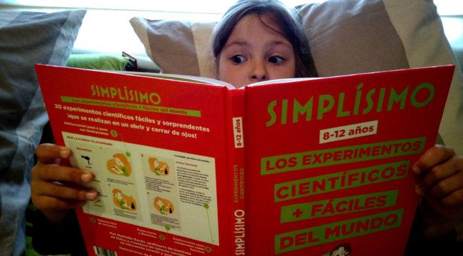 Experimentos científicos más fáciles del mundo @Patricia Fernández