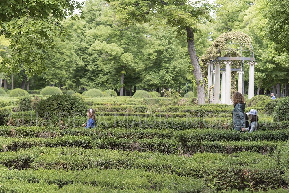 Jardín de Palacio ©JRAguirre