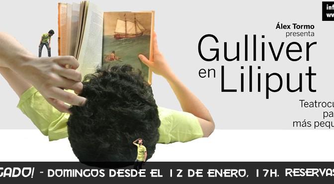 Cuentacuentos Gulliver en Liliput