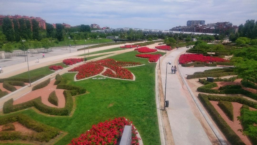 Madrid río sin gente, algo inaudito!! @José Ramón Aguirre