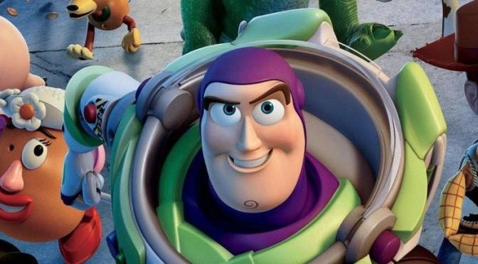¡Bienvenido al mundo de Pixar!