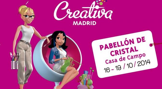 "Arriba el ""handmade""… ¡llega la Feria Creativa!"