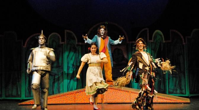 El Mago de Oz, el músical que voy a tener que escuchar toda la semana