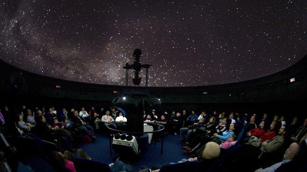 El Planetario de Madrid se renueva