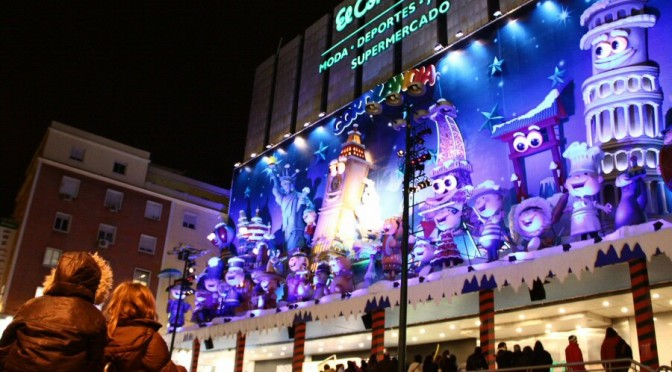 Planes navideños con niños: Rutas, mercadillos, belenes, churros…