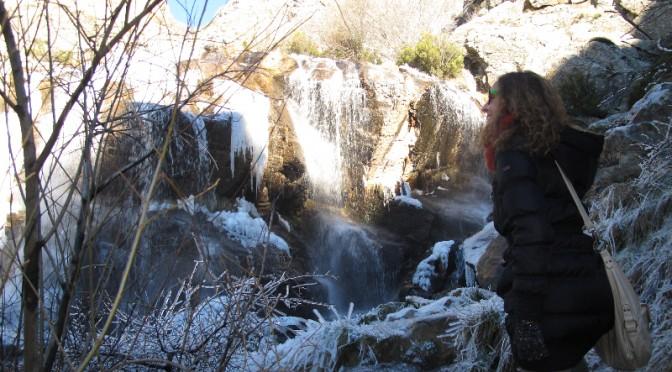 Ruta a la cascada más alta de Madrid