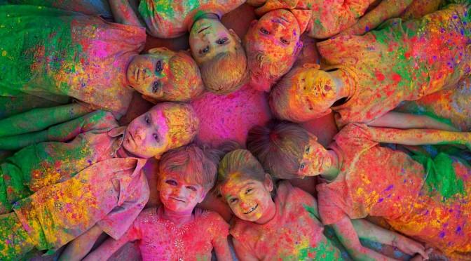 La fiesta de los colores ¡¡Llega el HoliMadrid!!