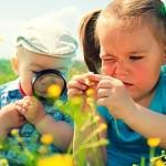 Jardín botánico de Madrid con los niños ¿Mamá, de dónde salen las lentejas?...