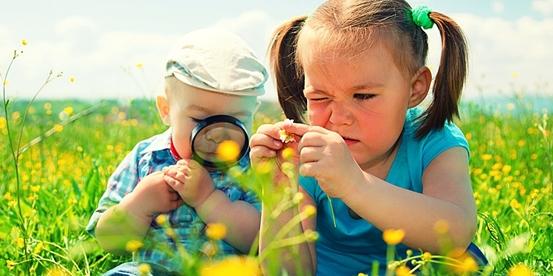 Jardín botánico de Madrid con los niños ¿Mamá, de dónde salen las lentejas?…