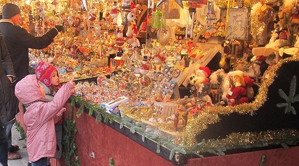Mercadillos navideños