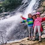 San Mamés, la cascada más importante de Madrid