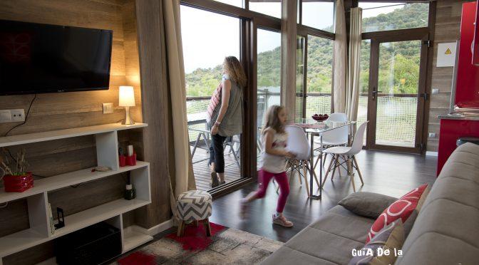 Lodge familiares!!, como en la sabana pero en Madrid