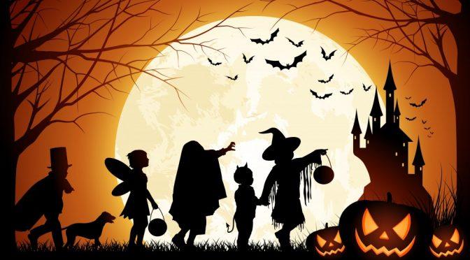 Ideas y juegos de miedo para hacer en Halloween con los niños