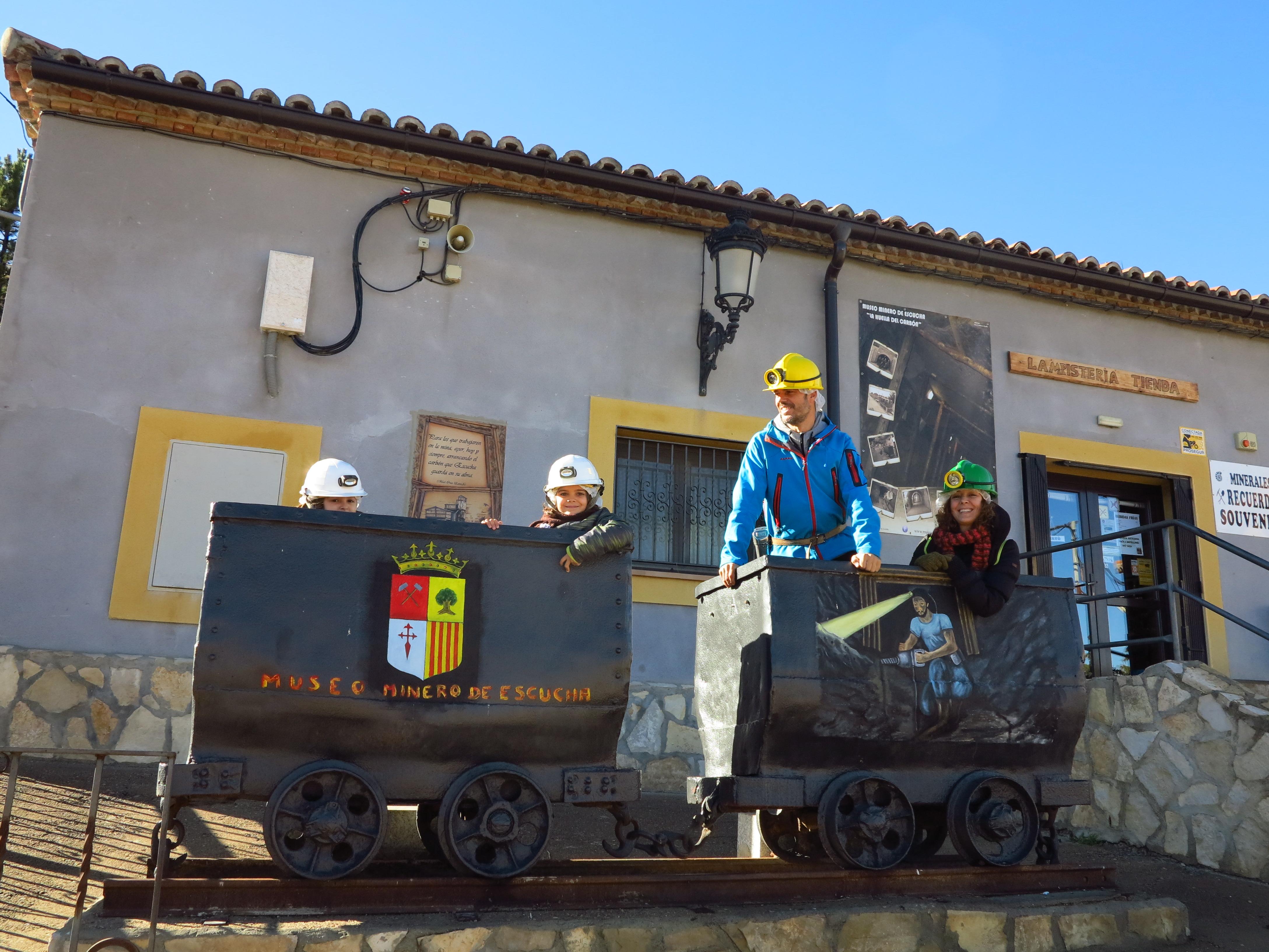 Museo Minero de Escucha ©Jose Ramon Aguirre