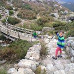 Caminando entre glaciares. Ruta de Laguna Grande de Peñalara