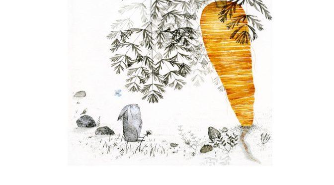 La Zanahoria. Un cuento chino con premio