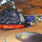 Planetario. Escuela de cohetes de Yebes.