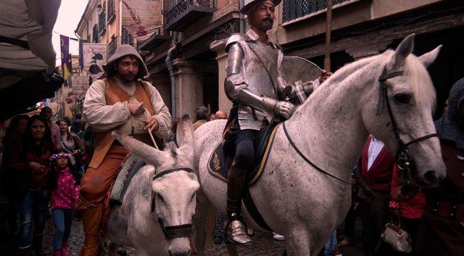 Al Mercado de Cervantes con niños. Una vuelta por el siglo de Oro