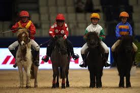Madrid Horse Week. Zona de niños
