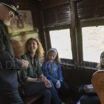 El super plan con niños: Tren de la Fresa con paseo en barco por el Tajo
