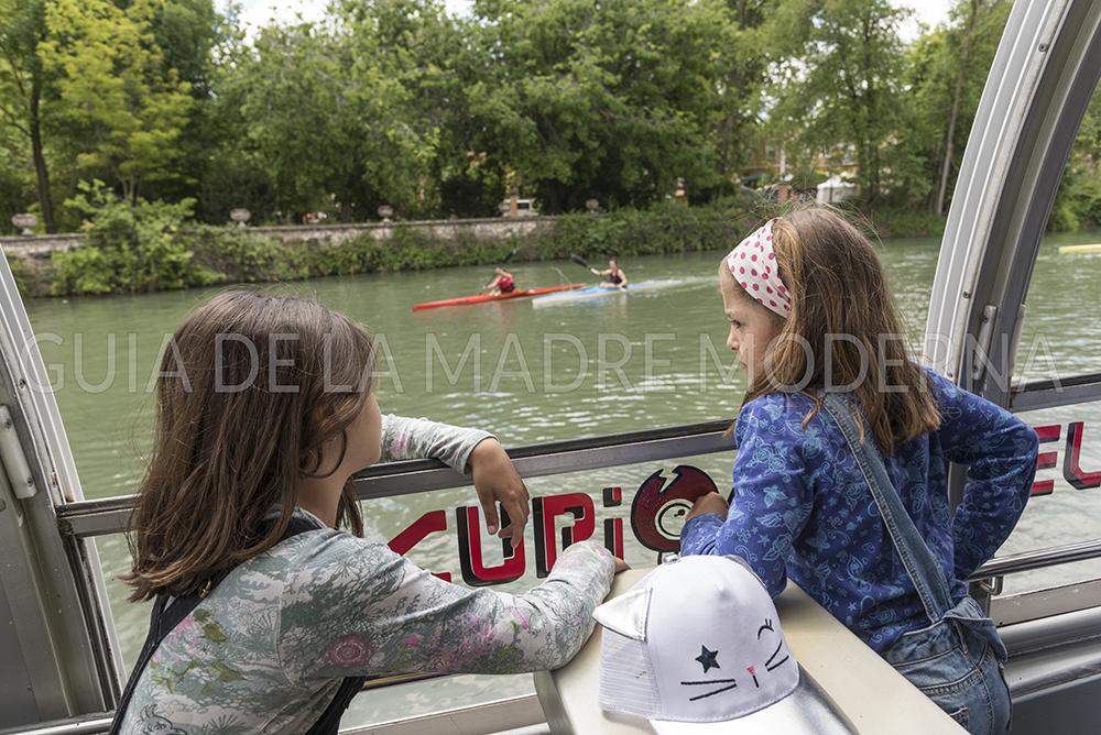 Barco turístico por el Tajo en Aranjuez ©JRAguirre