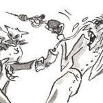 La dentista demonio. Libro de miedo para niños