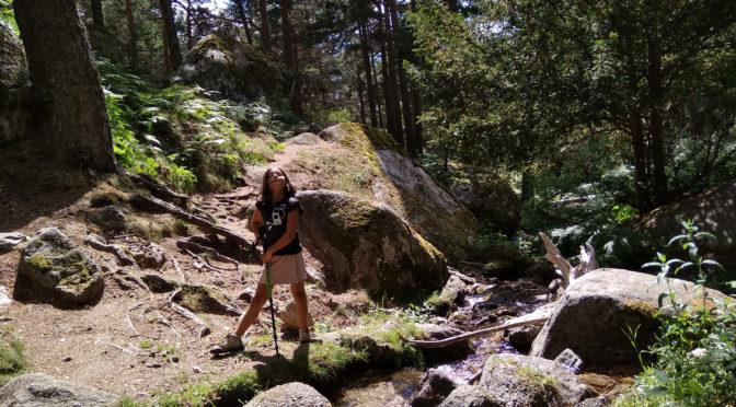 Cómo enseñar a los niños a hacer senderismo