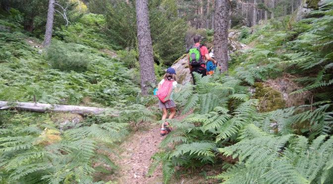 Ruta corta y fácil con niños: La Ducha de los Alemanes