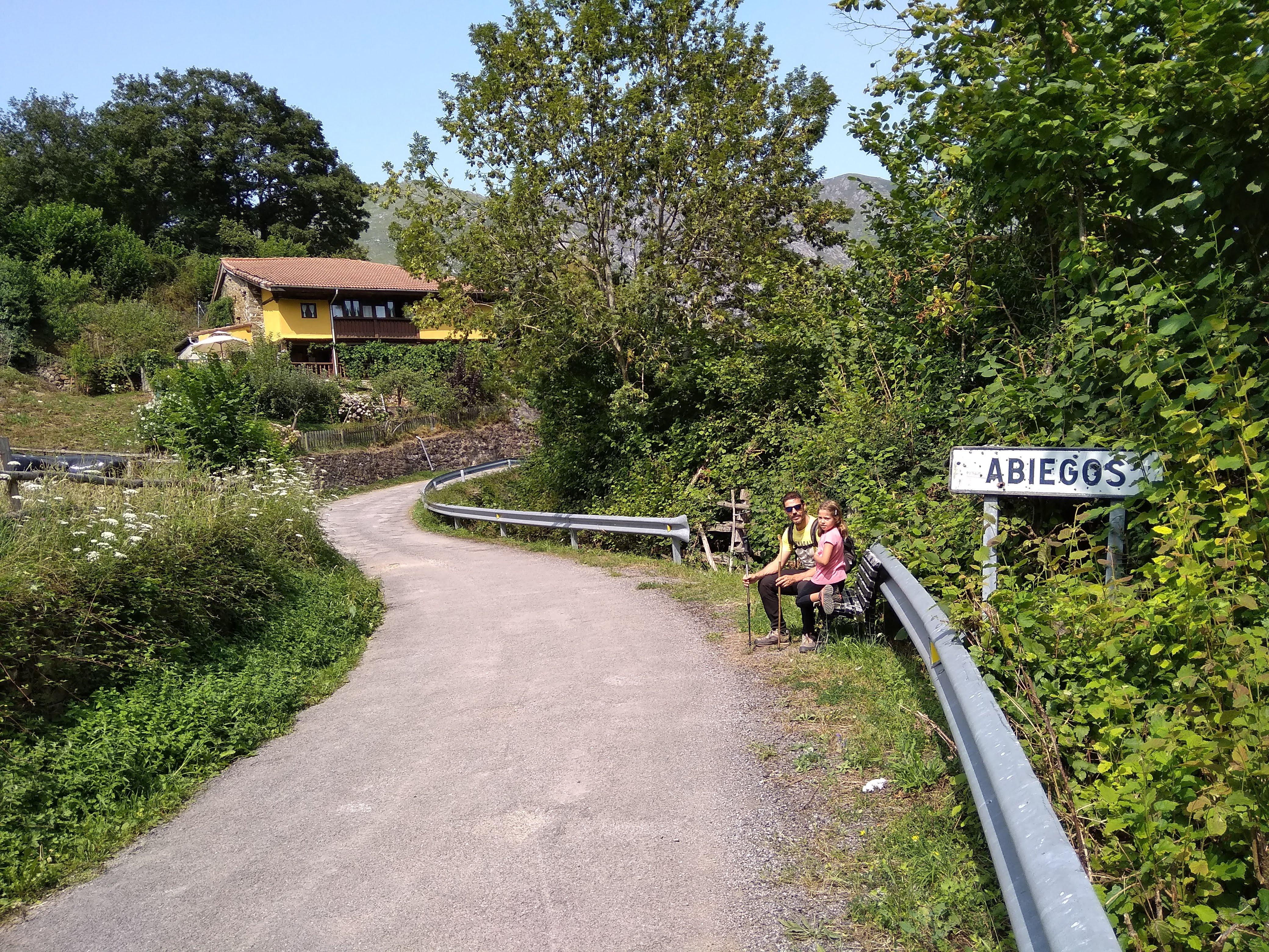 Cruce de caminos en el Valle del Ponga. Nosotros nos vamos a Ábidos!! @Patricia Fernández