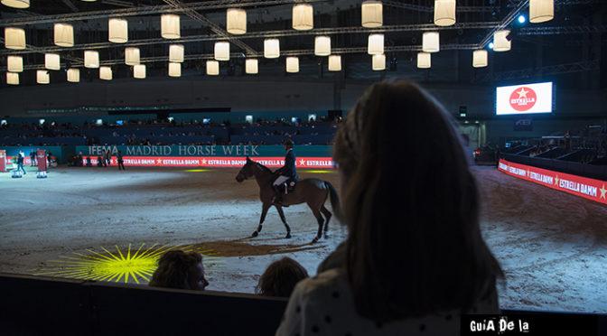 Plan para los niños: El Madrid Horse Week 2018