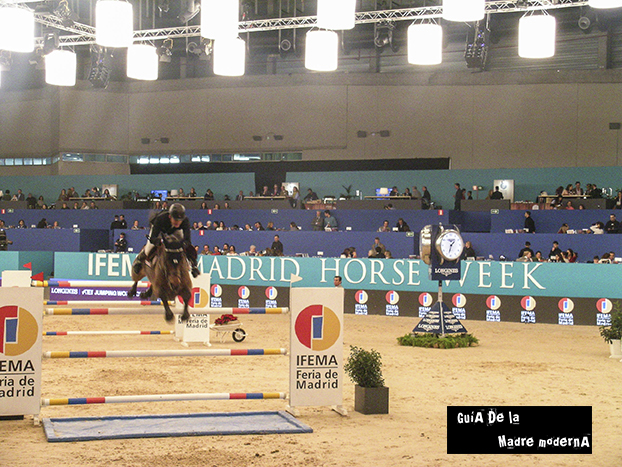 Campeonato mundial de salto©Marina Aguirre HorseWeek´18