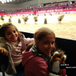 Madrid Horse Week 2018 con los niños ©Patricia Fernández