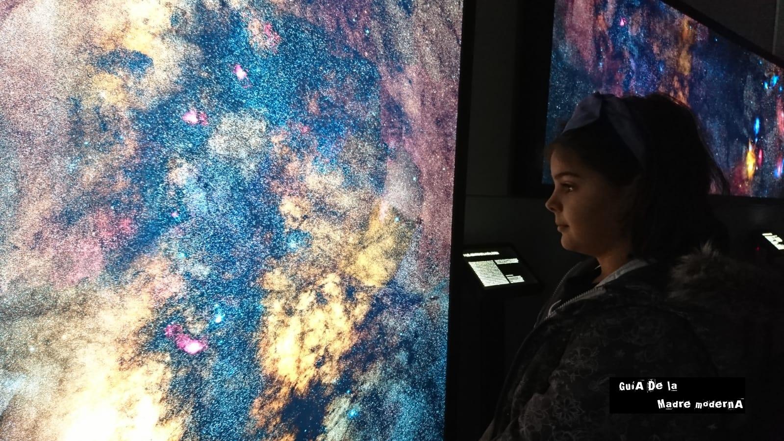 Exposición sobre el Cambio climático en el Planetario de Madrid ©J.R.Aguirre