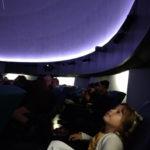 Sala de proyecciones del Planetario de Madrid ©J.R.Aguirre