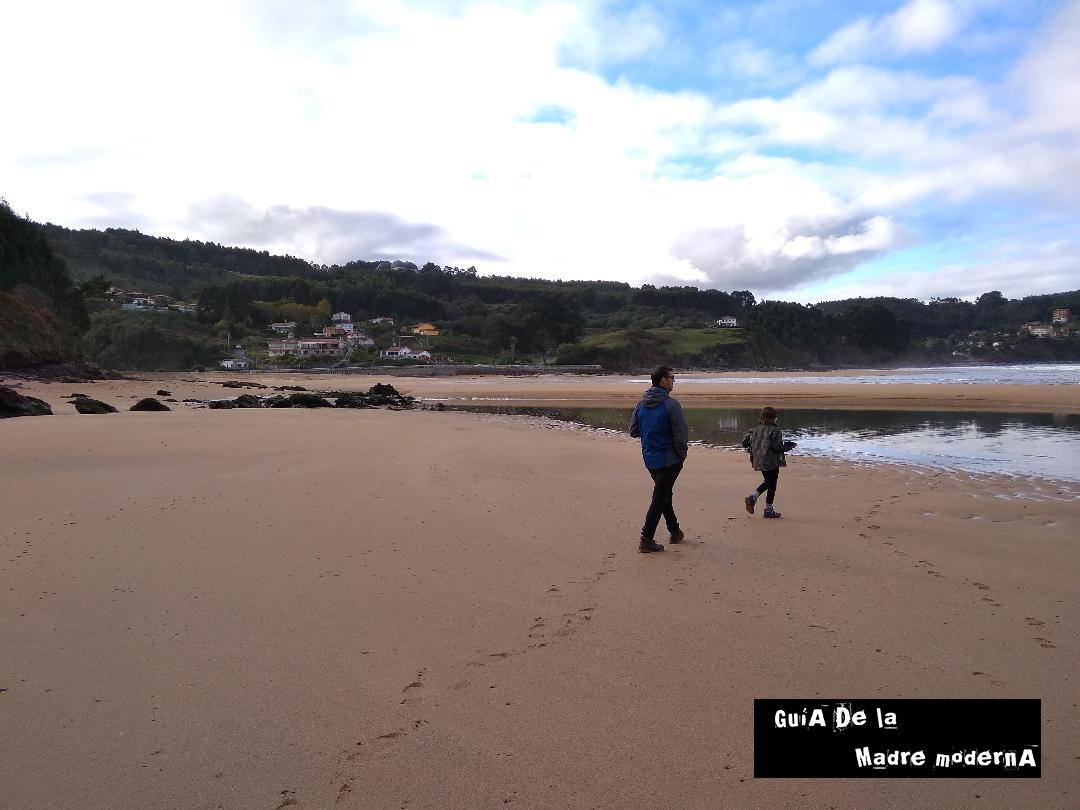 Playa de la Griega. Asturias. © J.R.Aguirre