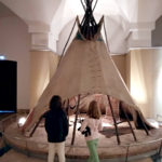 Museo de América de Madrid con niños. ©Patricia Fernández