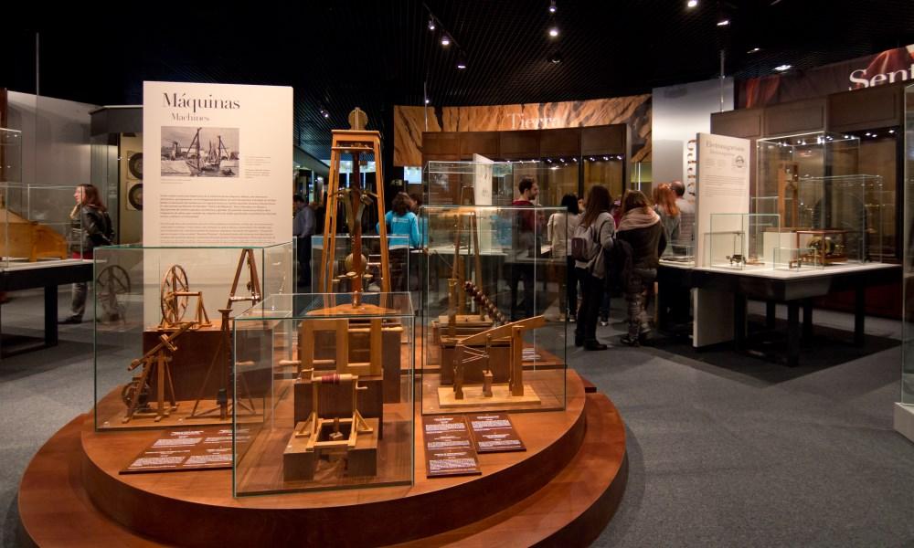 Museo de Ciencia y Tecnología de Madrid