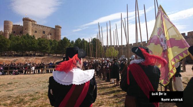 Jornadas medievales en el Castillo de Belmonte