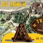 Parque histórico de Maquinas de Asedio del Castillo de Belmonte.