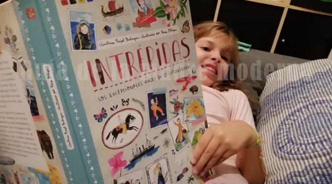 Libro infantil Intrépidas
