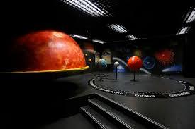 Planetario en el Muncyt