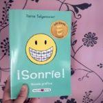 ¡Sonríe! Novela gráfica para preadolescentes
