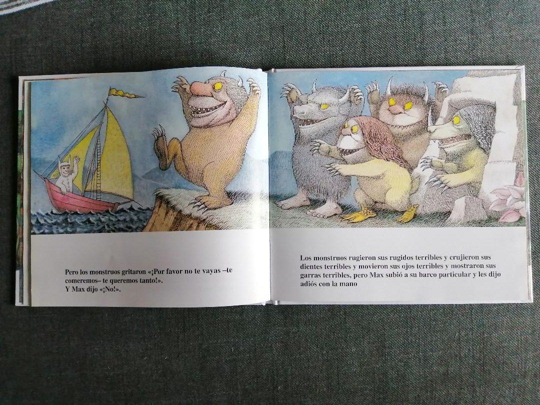 Libro para niños de los años 60