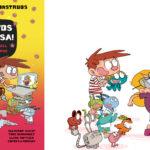 Agus y los monstruos se quedan en casa por el Coronavirus